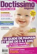 nouveau magazine Doctissimo